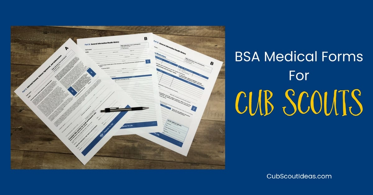 Which Bsa Medical Forms Are Required And Why