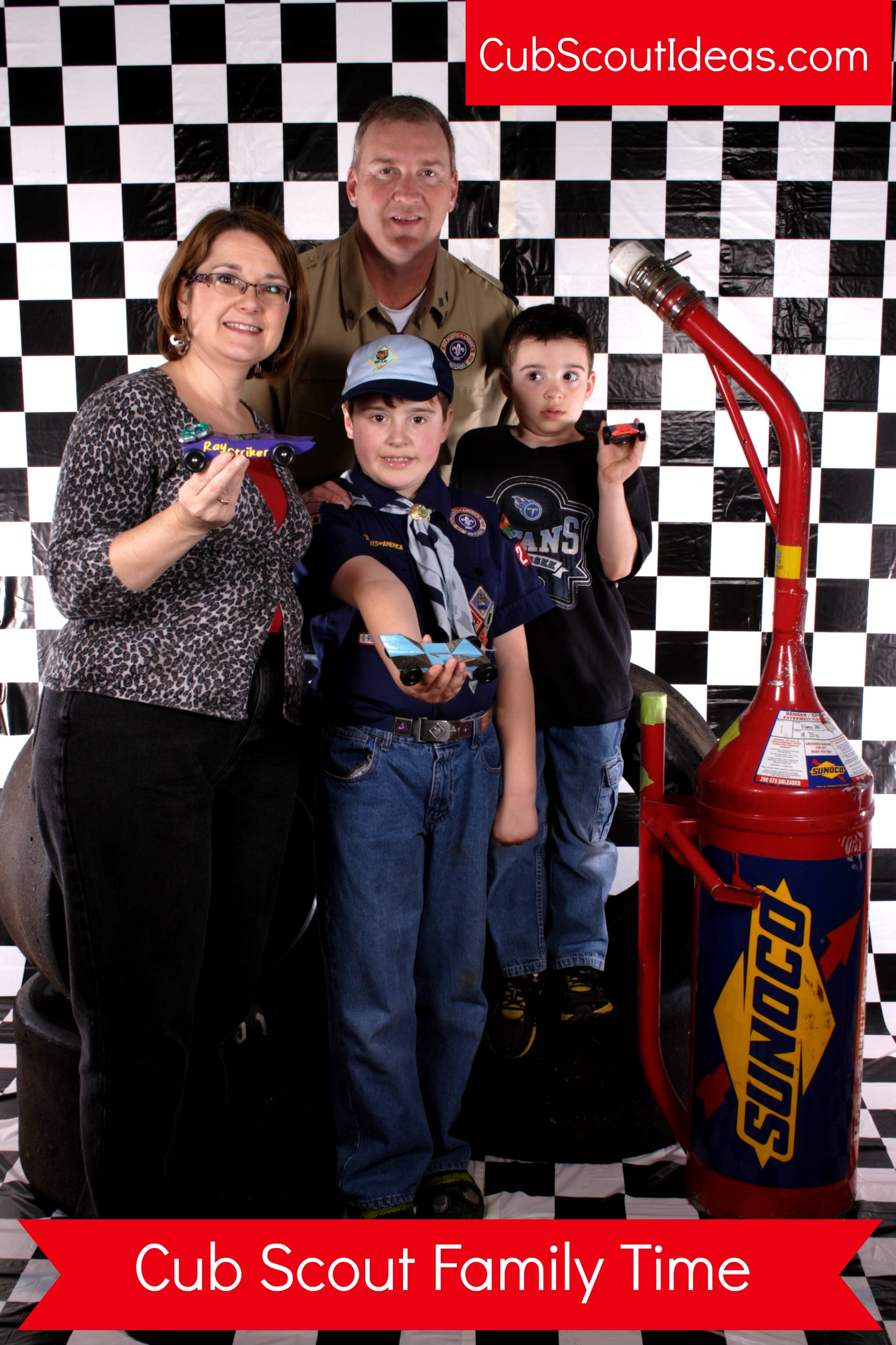 Benefits of Cub Scouts – Spending Time with Your Boys