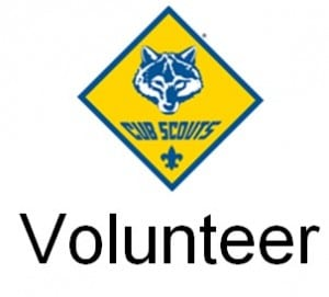 cub scout volunteer badge