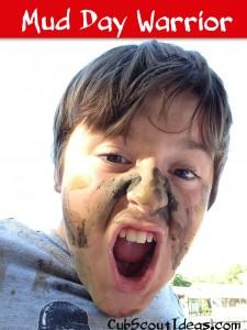 Fun on Mud Day!