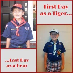 Cub Scout Uniform Shirt