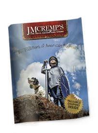 Cub Scout Discount to JM Cremp's The Boys Adventure Store