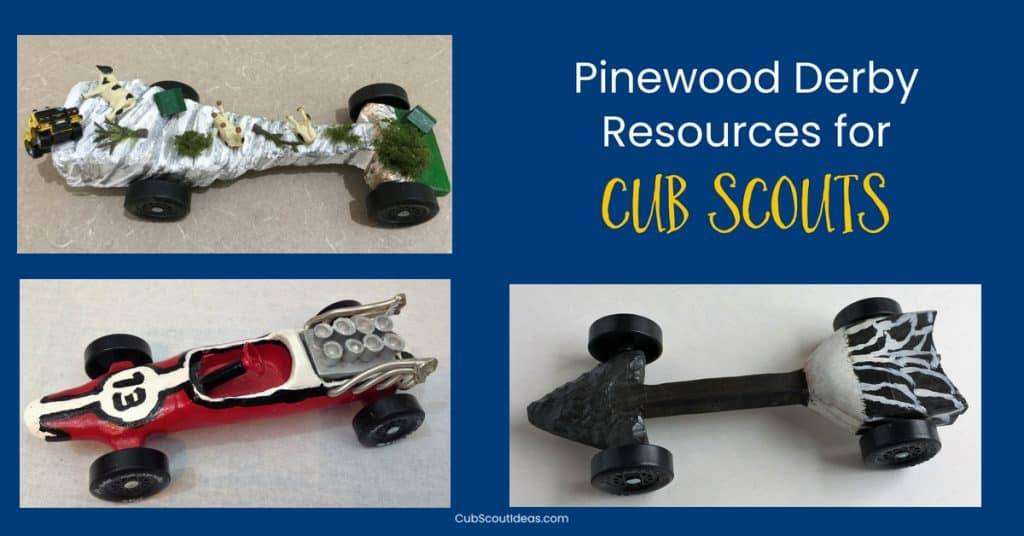 Does Your Cub Scout Want To Have The Fastest Pinewood Derby Or Maybe He She Wants Coolest Car Find Out How Make Both With These