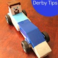 cub scout pinewood derby tips