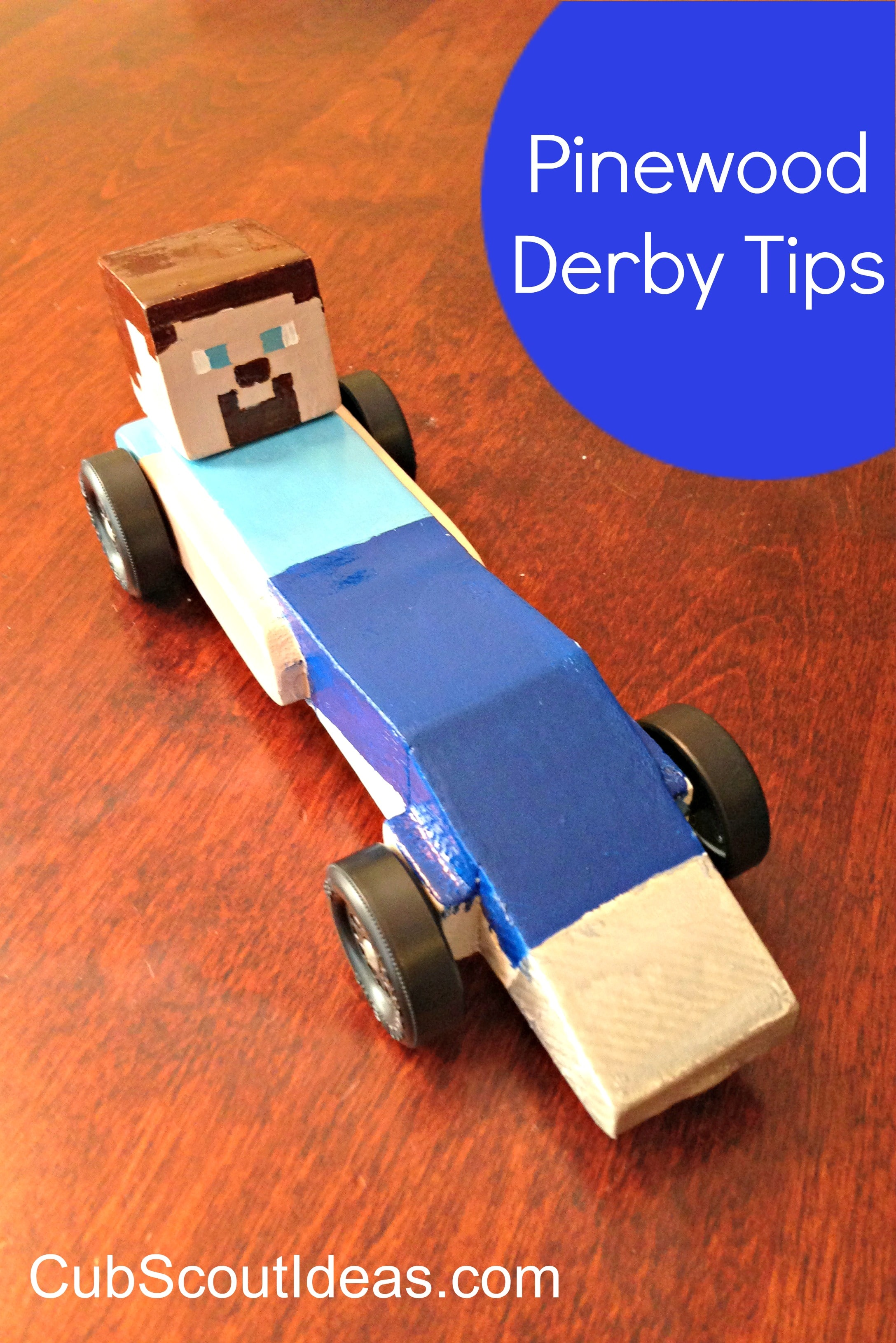 Pinewood derby resources cub scout ideas for Boy scout derby car templates