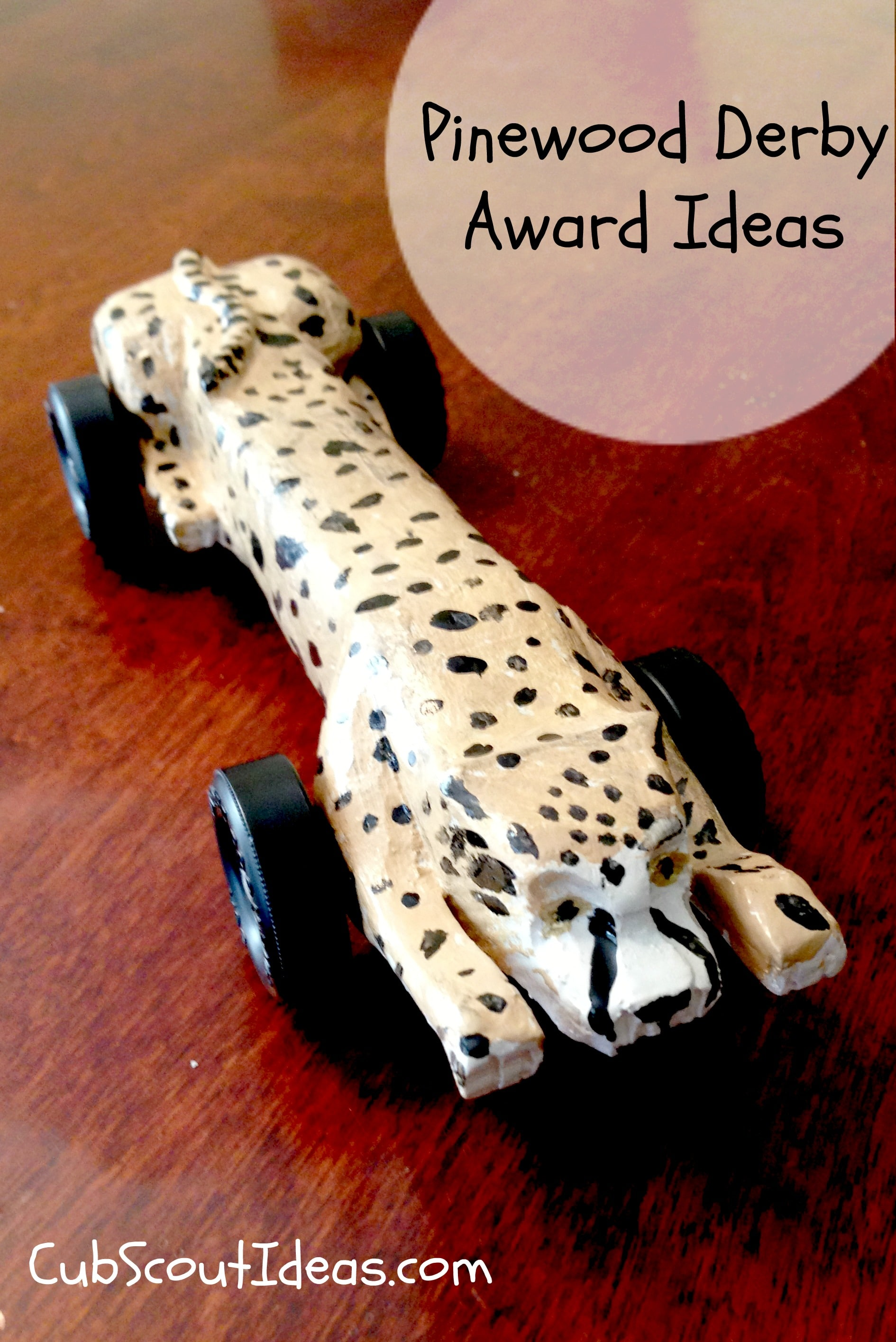 cub scout pinewood derby award templates | just b.CAUSE