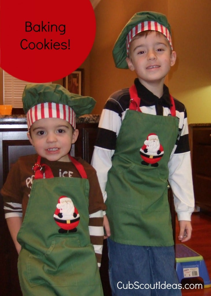 young cooks