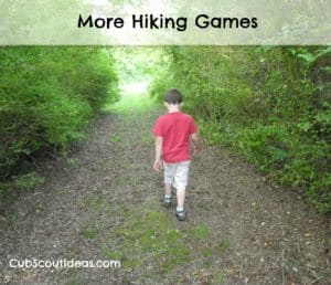 More Hiking Games
