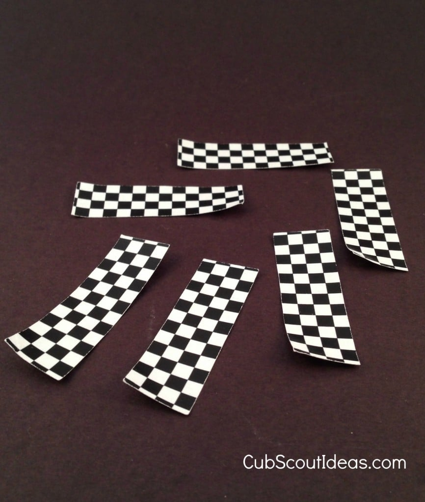 pinewood derby neckerchief slides 2