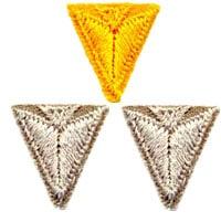 Cub Scout Arrow Points - Gold & Silver