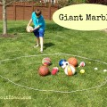 cub scout giant marbles game