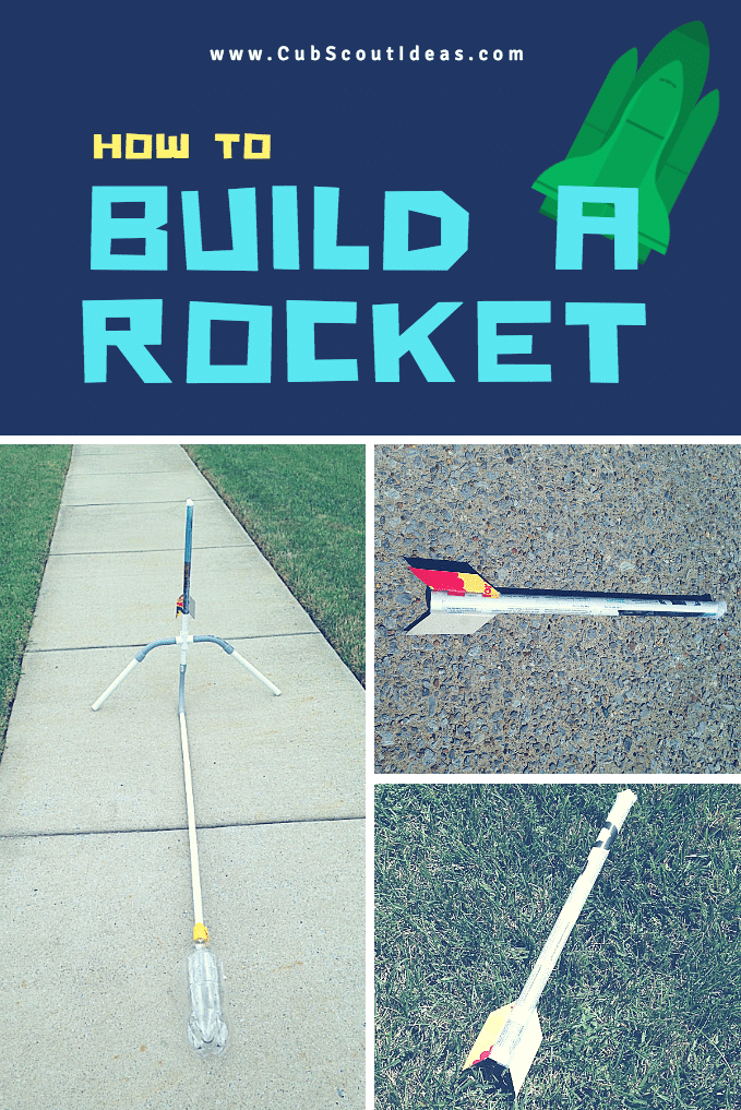 How to Make Air Rockets