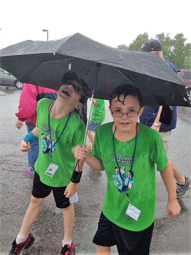 cub scout buddies