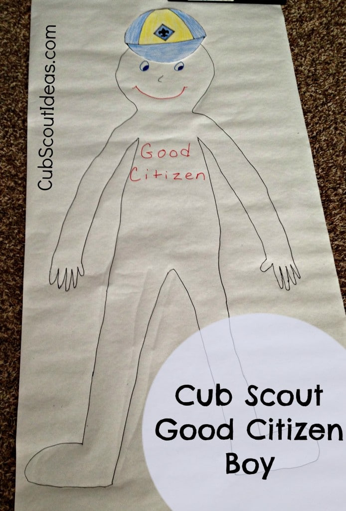 Cub Scout Good Citizen
