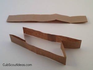 paper bag strips
