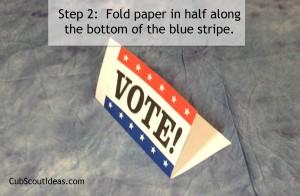 vote banner step 2