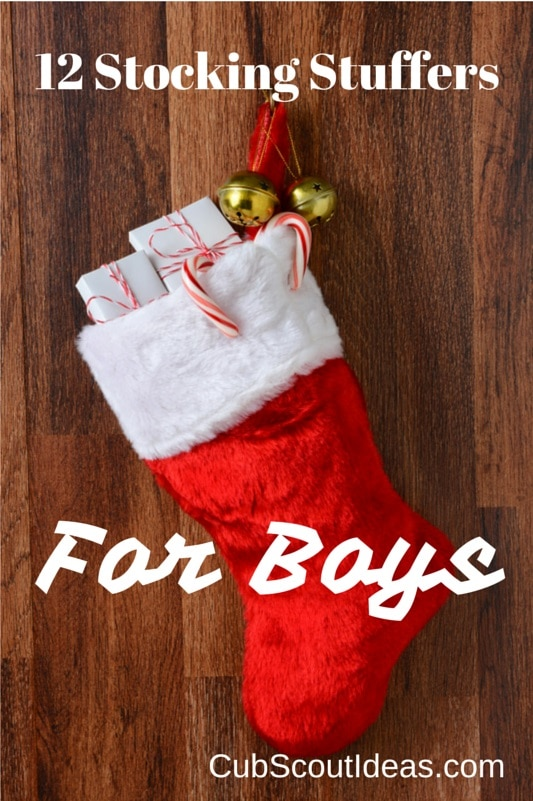 12 Great Stocking Stuffers for Boys