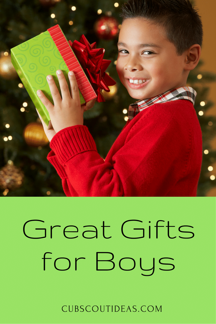 Great Gifts for Boys!