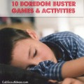 cub scout boredom busters
