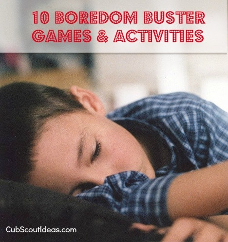 Post Holiday Boredom Busters: 10 Fun Things to Keep Kids Busy and Off Electronics
