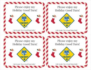 holiday good turn with logo1