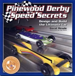 Pinewood Derby Speed Secrets books