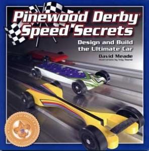Pinewood Derby Speed Secrets books