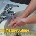 cub scout handwashing techniques