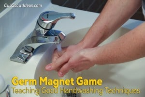 Germ Magnet Game -012115