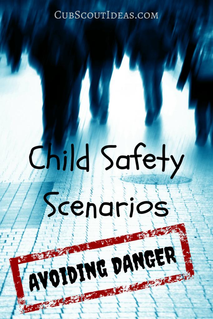 child safety scenarios