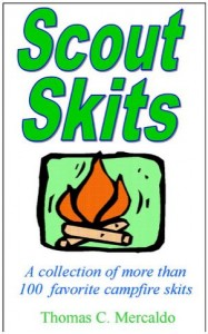 scout skits book