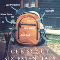 Six Essentials for Cub Scouts