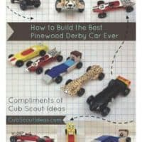 How to Make the Best Pinewood Derby Car Ever