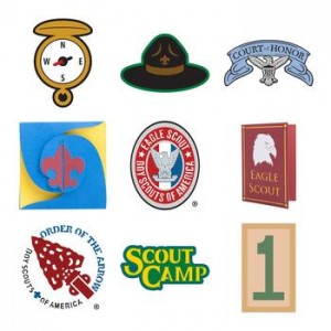boy scouts cricut cartridge