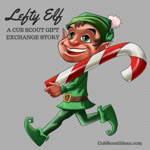 Lefty Elf Gift Exchange Story