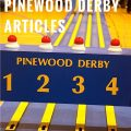 Pinewood Derby Articles