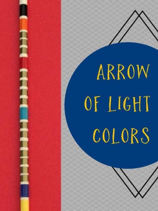 Arrow of Light Colors