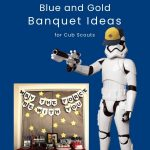 Star Wars banquet for Cub Scouts