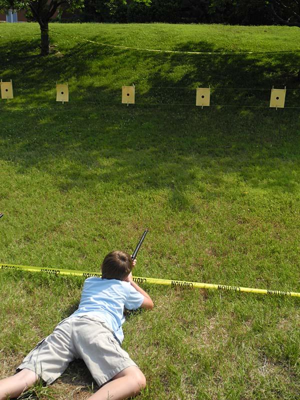 cub scout bb gun shooting sports