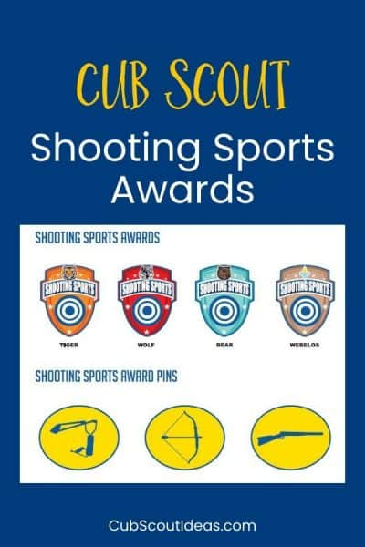 cub scout shooting sports