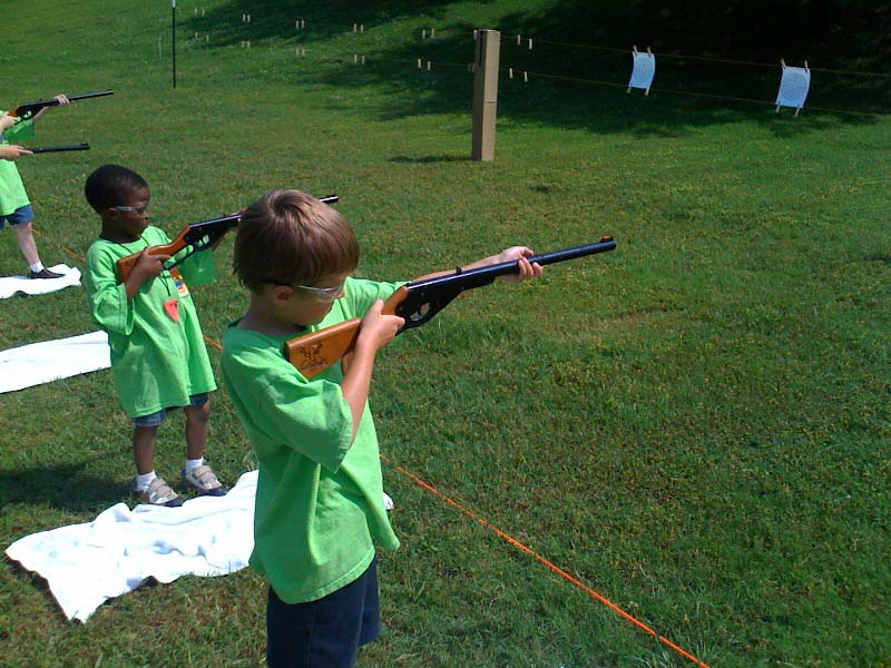 cub scout shooting sports bb gun
