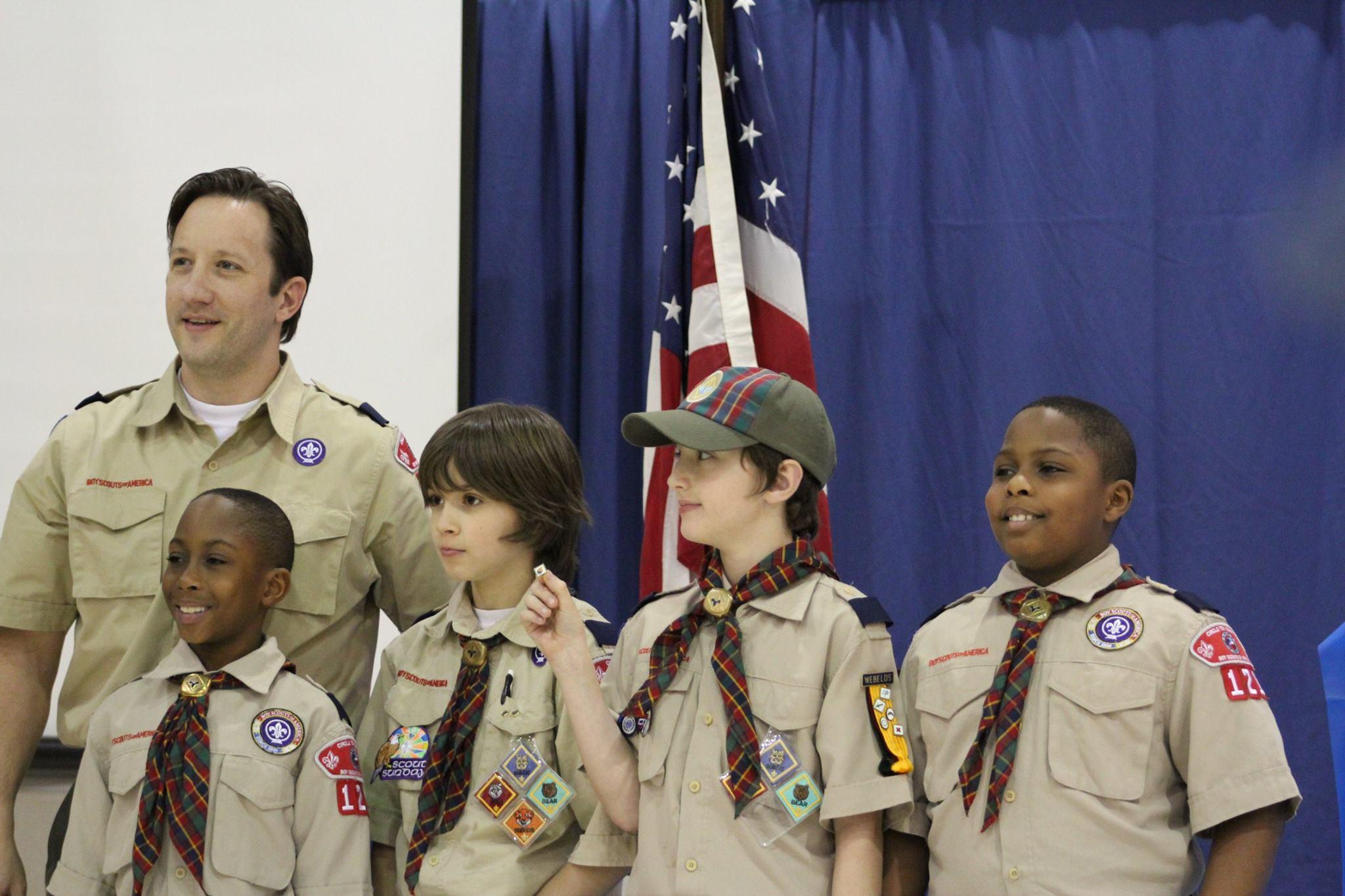 cub scout geneo post