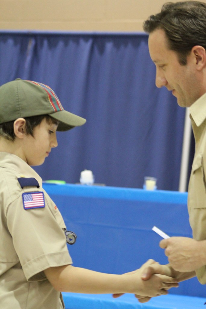 importance of scouting to a grandfather