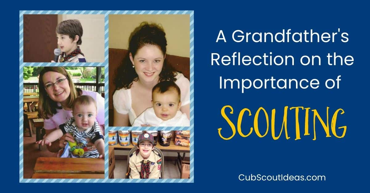 importance of scouting