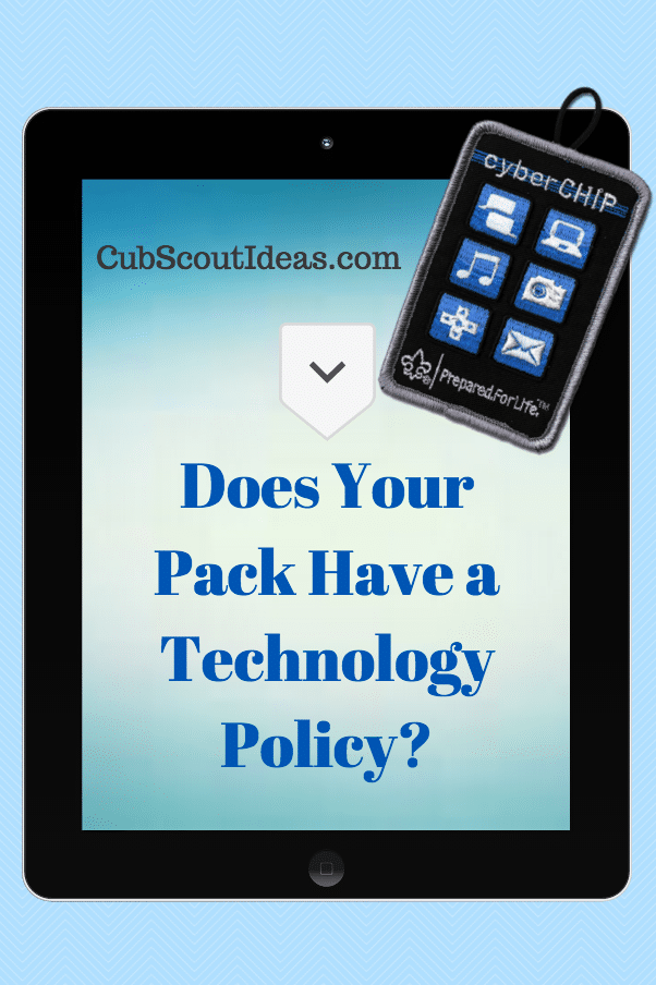 Cyber Chip Pack Technology Policy