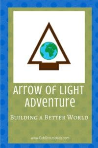 arrow of light building a better world