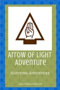 AoL Scouting Adventure