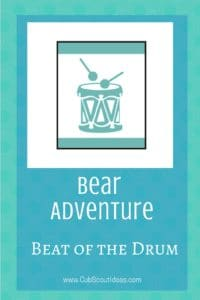 Bear Beat of the Drum