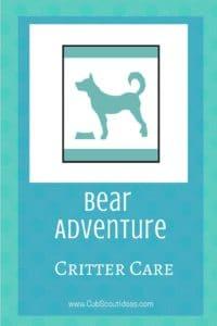 Bear Critter Care