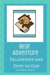 Bear Fellowship and Duty to God